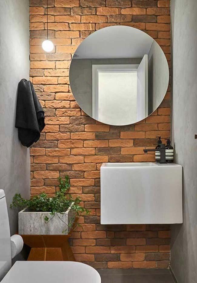 Kleine Badezimmer eingerichtet: 60 perfekte Ideen und Designs #schönerwohnen #s…