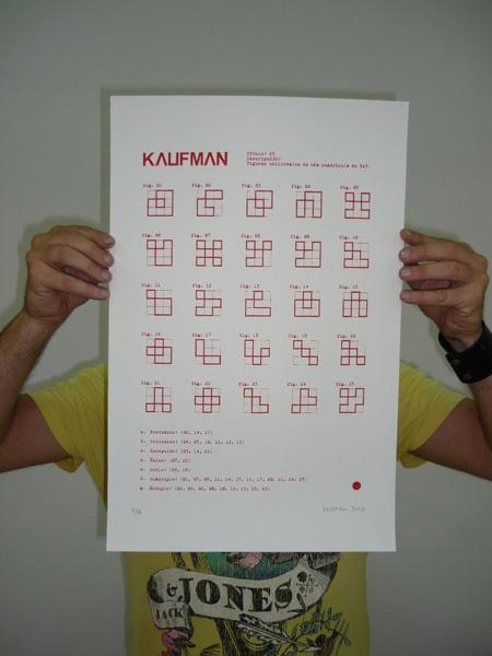 Sistema Kaufman Screenprint