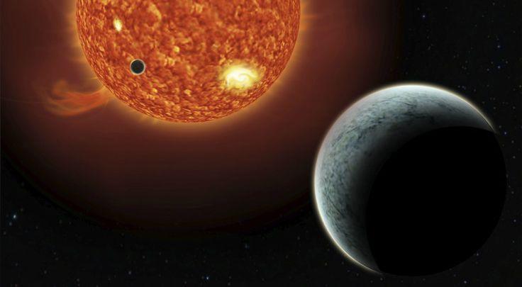 Planeta, denumită LHS 1140b, a fost descoperită în jurul unei stele din constelația Cetus (Balenă), situată la o distanță de 40 de ani-lumină (un an lumină fiind echivalentul a 9.460 miliarde de kilometri) de Pământ.   #astronomii #descoperita #nouă planetă #viata