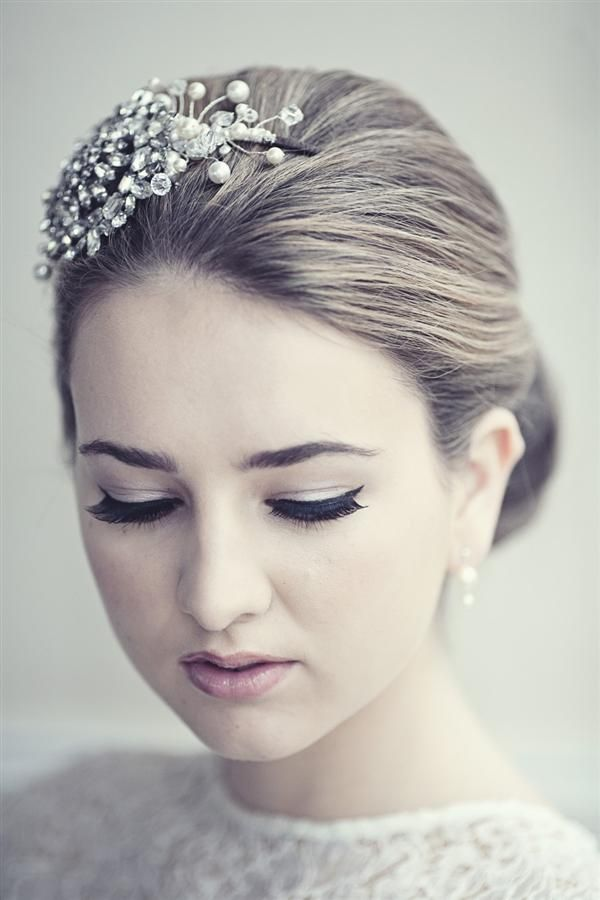 Bridal Look - Retro