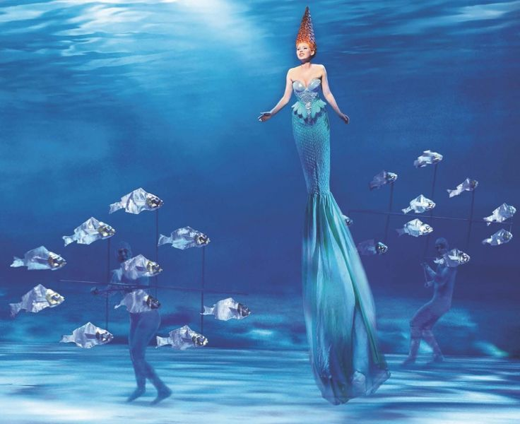 32 best images about the little mermaid the musical on for The little mermaid fish