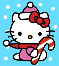 hello+kitty+christmas   Hello Kitty Christmas Gif Animations
