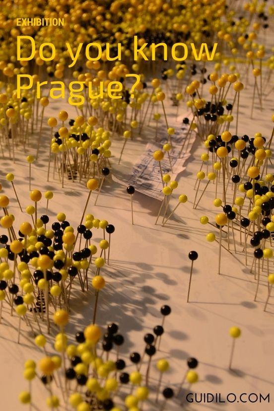 Prague Exhibition Do You Know Prague by Guidilo