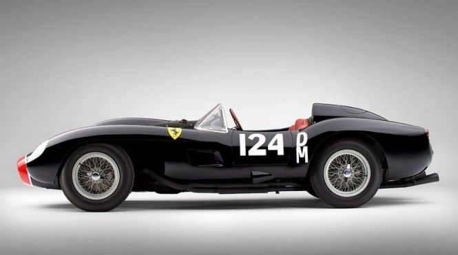 The Ferrari 250 Testa Rossa, red-hot success | Italian Ways
