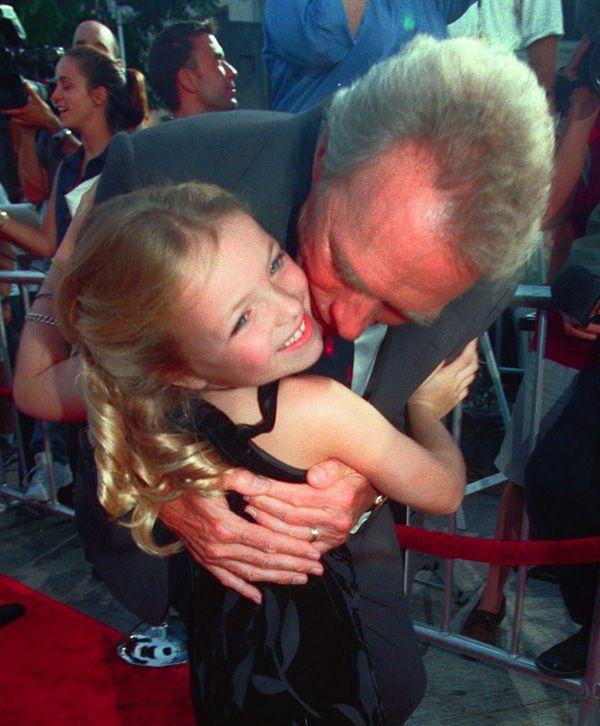 Francesca Eastwood, Clint's Daughter