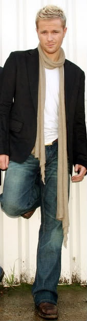 I love Nicky Byrne