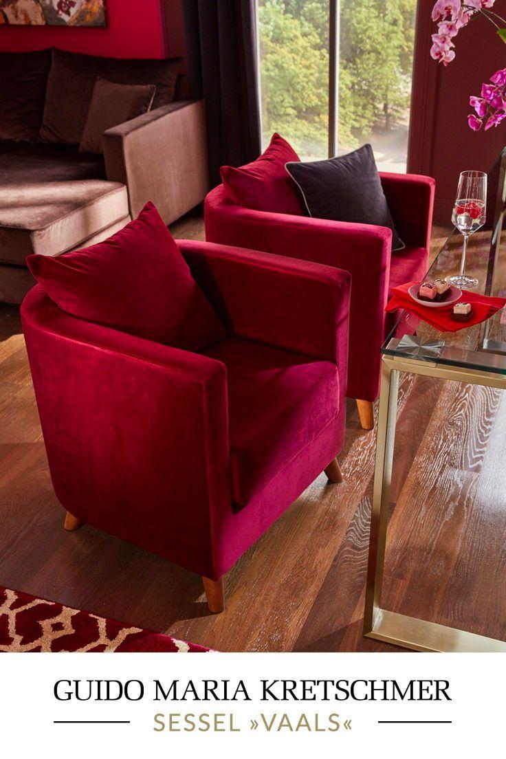 Sessel Ecke Gestalten Guido Maria Kretschmer Möbel Sofa