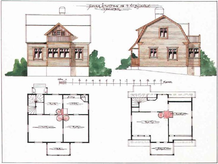 29 best house plans images on pinterest | kit homes, architecture