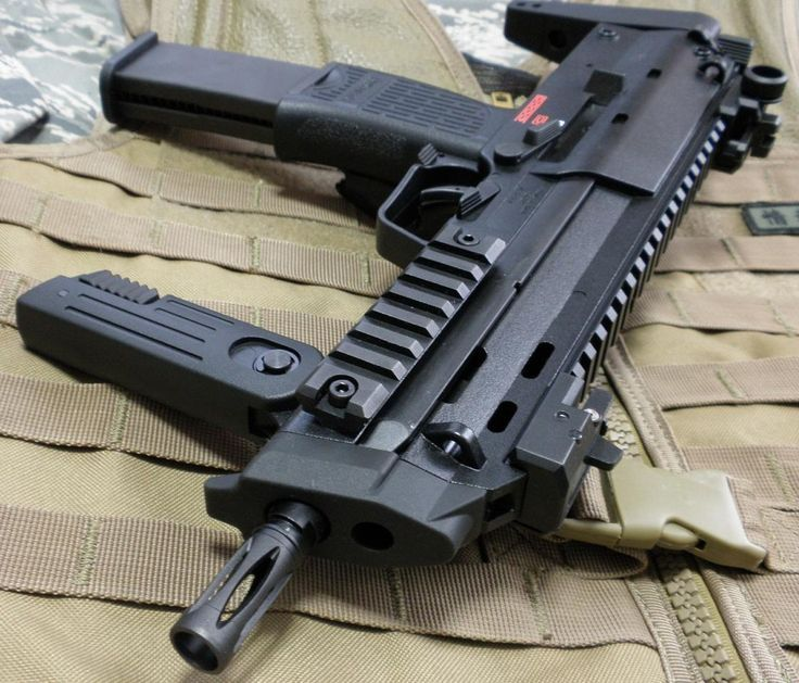 Heckler & Koch MP 7 SBR