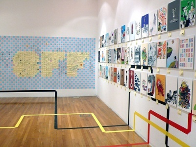 YCNs Show Off Exhibition At The Royal College Of Art