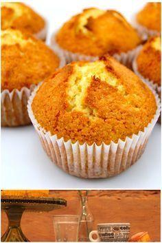 Cupcake de Fubá