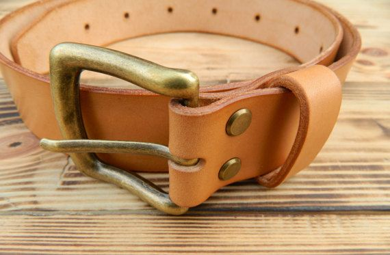 Designer belts, Belts for men, Cheap designer belts, Leather belt, Mens belt, Belt rufous, Tan belt, Light brown belt, Belts mens