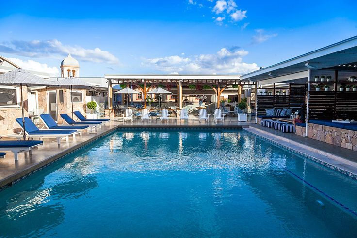 The Rambutan Resort in Townsville is setting a new benchmark as Australia's first glam-packers resort, with high-quality accommodation and rooftop pool bar!