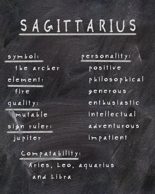 sagittarius zodiac meaning - 520×650