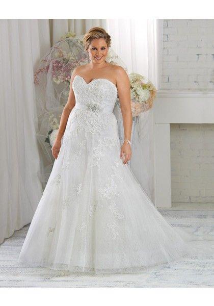 Plus Size Wedding Dresses Auckland : Plus size wedding dresses on gowns a