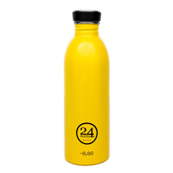 #taxi #yellow #24bottles #trinkflasche #stahl #leicht #mehrgruen