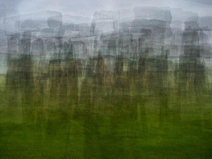 pep ventosa - landmarks layered into a collective memory. Stonehenge