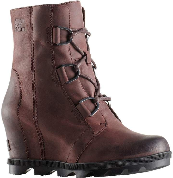 Sorel Joan Of Arctic Wedge II Boot Women's #Arctic#Joan