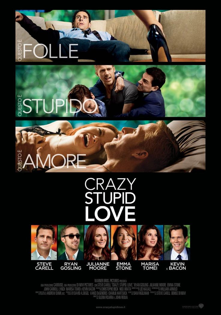 Crazy, Stupid, Love.  so i really did enjoy the part where ryan gosling took off his shirt and i just stared at his abs