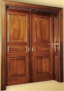B-A 826 Kétszárnyú tolóajtó / Kétszárnyú beltéri ajtók kategória