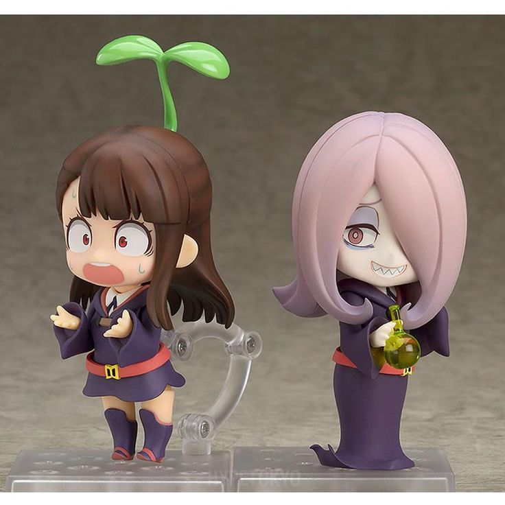 Little Witch Academia Nendoroid : Sucy Manbavaran #littlewitchacademia #sucymanbavaran #nendoroid #actionfigure #animeacrtionfigures #hypetokyo