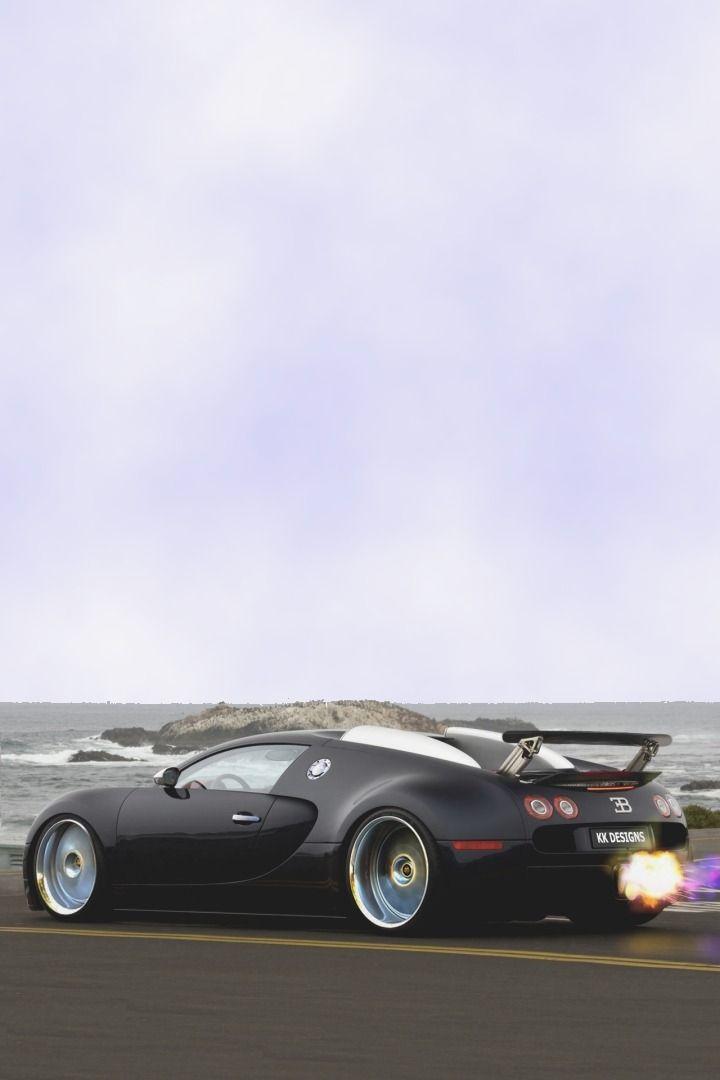 visualechoess Spittin' Fire Bugatti veyron, Superauto