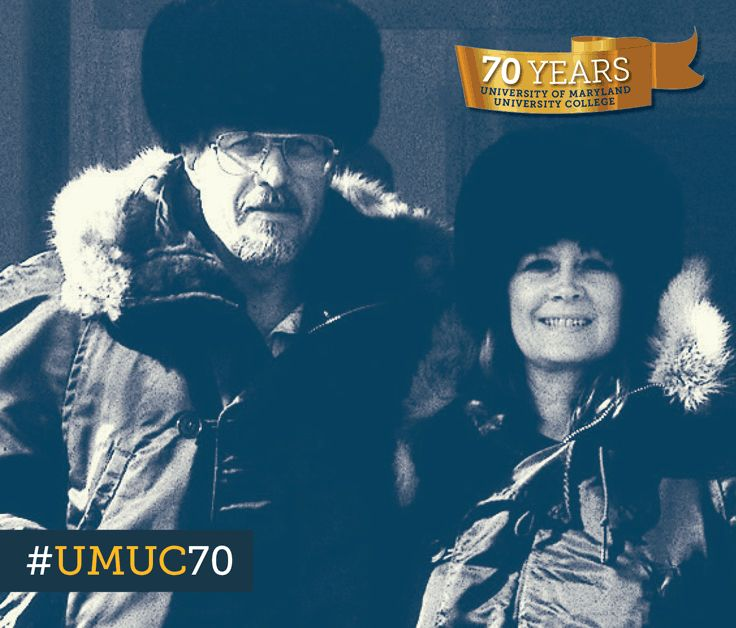 For today's #ThrowbackThursday, we take you to Irkutsk, Siberia in 1994 with faculty members Tom and Sharon Hudgins. #umuc70