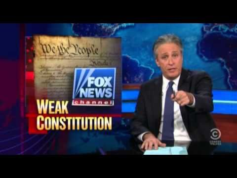 Jon Stewart talks about the hypocrisy of Christian conservatives regarding individual rights - YouTube
