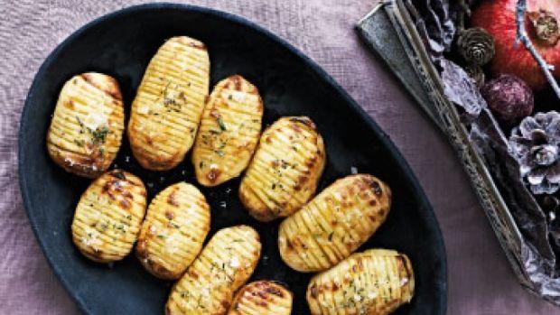 Honning-rosmarin-kartofler   Femina