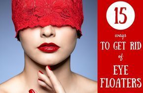 Eye Floaters? Learn what causes floating eyes. Discover also how to get rid of eye floaters using only home remedies and useful advice. You will learn why and what herbs are good for eye floaters, what eye drops to use, how to use acupuncture, acupressure or what massage to do for floating eyes. All these are home remedies easy to put into practice.