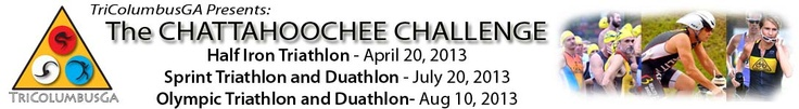 The Chattahoochee Challenge - Triathlon in Columbus Georgia