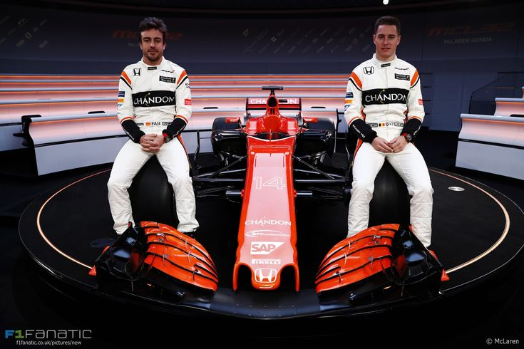 McLaren has revealed the test schedule for the first week of winter testing at Circuit de Catalunya near Barcelona. Fernando Alonso will debut the MCL32 on Monday and drive again on Wednesday. Newcomer Stoffel Vandoorne will be in action on Tuesday and Thursday.