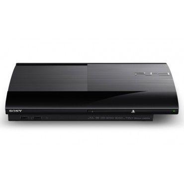 PlayStation 3 PS3 Super Slim 500GB + Mando + Cables Usada