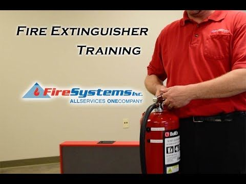 Professional Portable Fire Extinguisher Training Macon Georgia (770) 333-7979 Do your employees understand the importance of fire safety? Do they know what t...