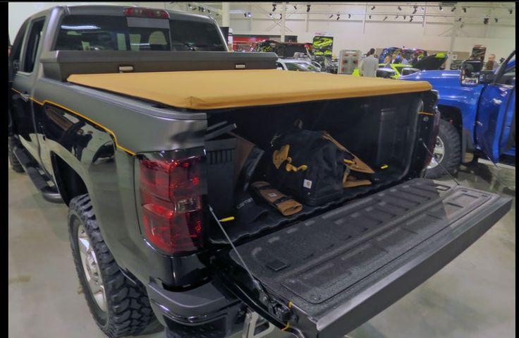 Chevrolet Silverado HD Carhartt Made Public Before SEMA http://www.2020techblog.com/2016/10/chevrolet-silverado-hd-carhartt-made.html  #chevroletsilveradohdcarhartt #Automotive #tech #cars