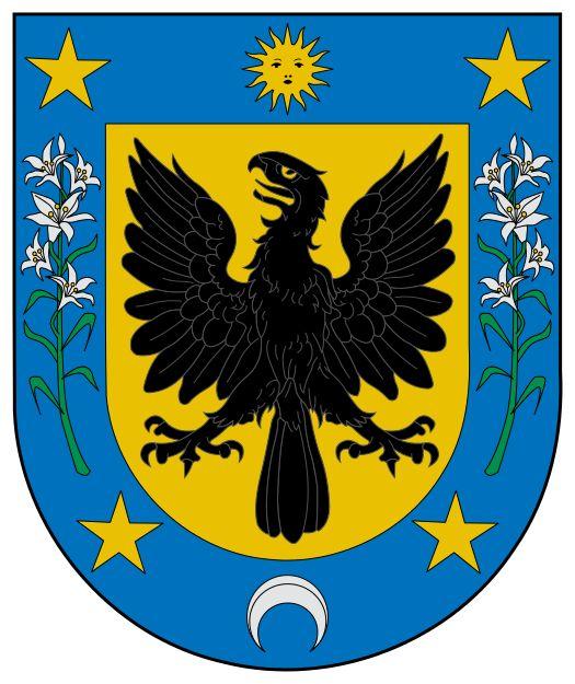 Escudo de Armas de la Ciudad de Concepción - Chile