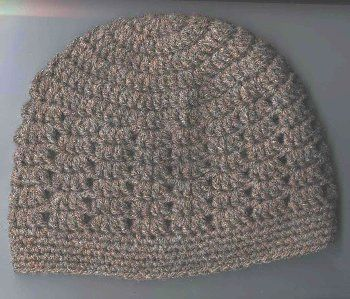 Chemo cap pattern free -happyghan