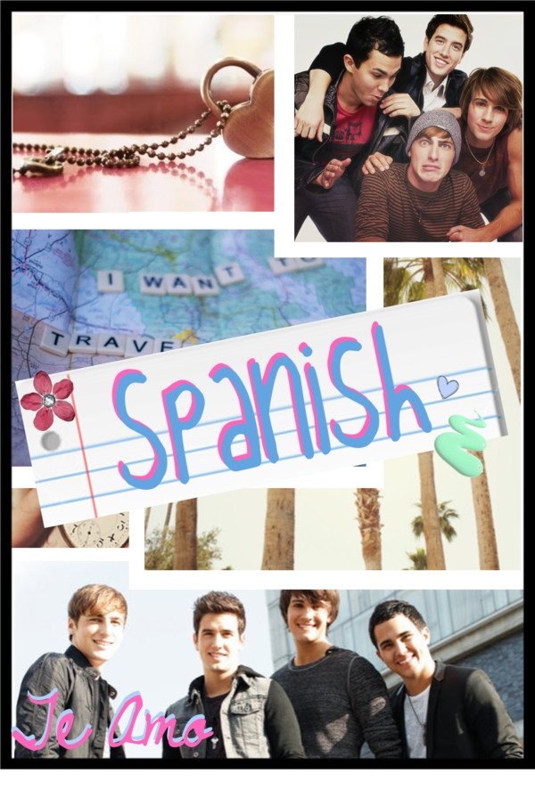 Spanish Book Cover Ideas : Quot spanish binder cover by heyyitsdani liked on polyvore