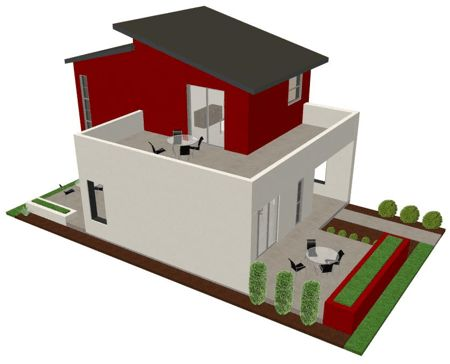 Best Small Modern House Plans Ideas On Pinterest Modern