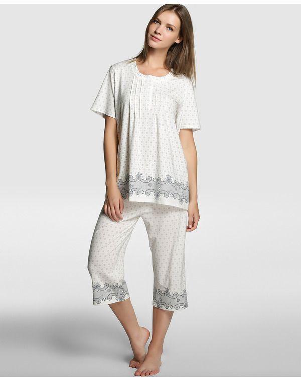 Pijama de mujer Lazo