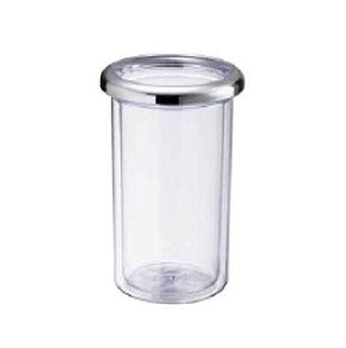Termo bottiglia plastica trasparente doppia parete ghiera... https://www.amazon.it/dp/B00W3B5LEY/ref=cm_sw_r_pi_dp_PlpJxbJR81CB9