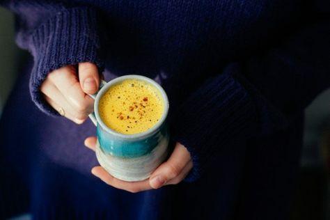 Bugüne Kadar Tanımadığınıza Üzüleceğiniz Bir Doğal Mucize: Zerdeçal Sütü | Herkes için Bihabervar