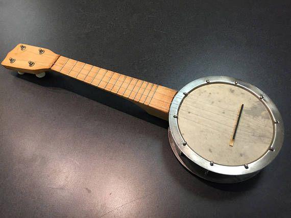 Vintage Banjo Ukulele  Banjolele
