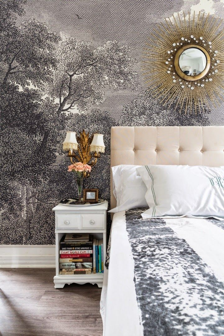 22 best general design ideas images on pinterest for Anthropologie wallpaper mural