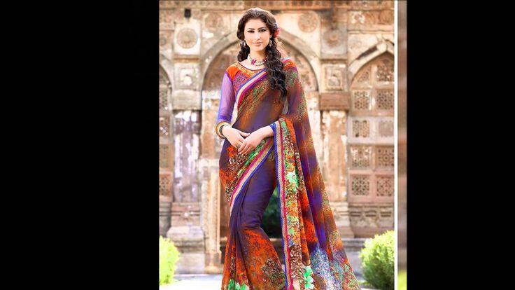 Exclusive Collection of Designer Saree @ SmartDeals4u.com