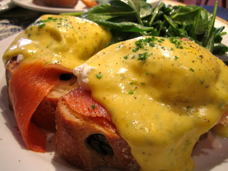 Eggs Royale is rich kosher Eggs Benedict recipe. With my mock hollandaise and directions on how to poach eggs, it's easier than you think.