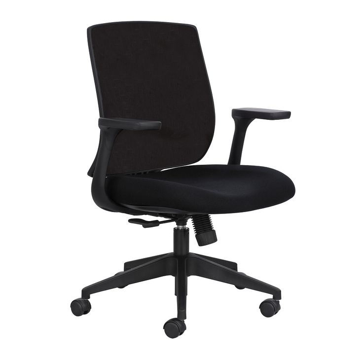 the mod office bliss mid back office chair 43900 http bliss office chair black