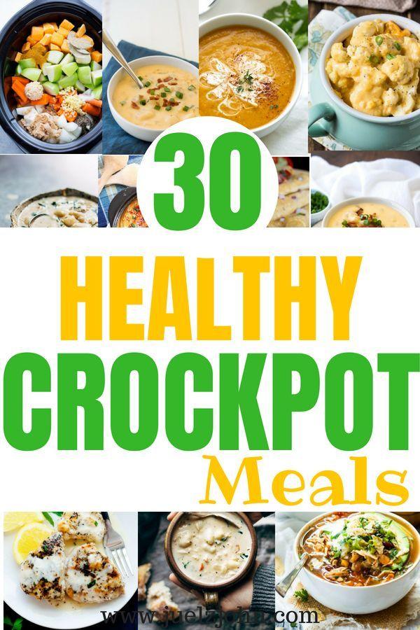 30 Quick Easy Crock Pot Meals You Can T Resist Cheap Meals