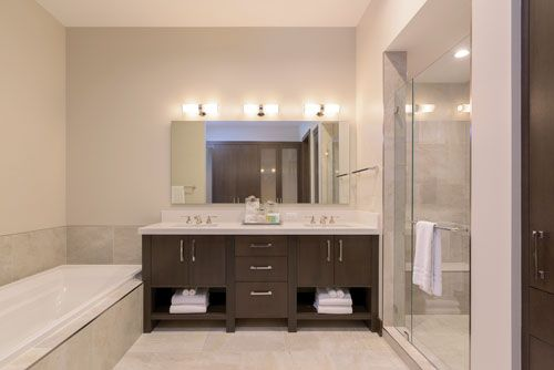 Clean, sophisticated design at Diamondback
