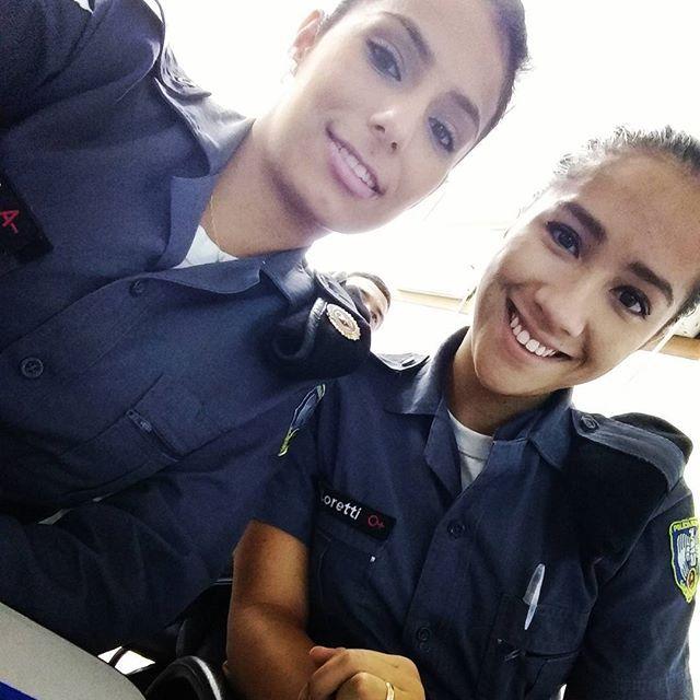 WEBSTA @ rhayannni - Curso de direção defensiva, pfem...#pmes #policiaminhavida #policiafeminina #fempadrao!